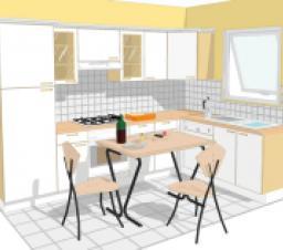 Эргономика на кухне
